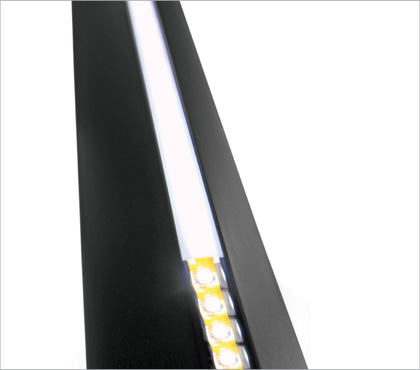 Droppole LED Beleuchtung