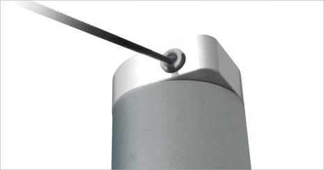 Pylonen Sicherheitssystem