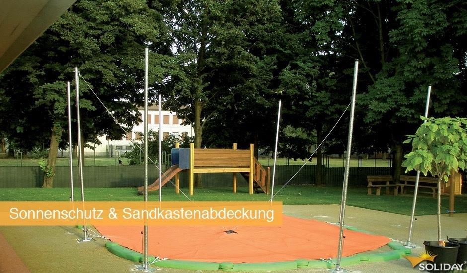 Sandy-System-Sandschutz