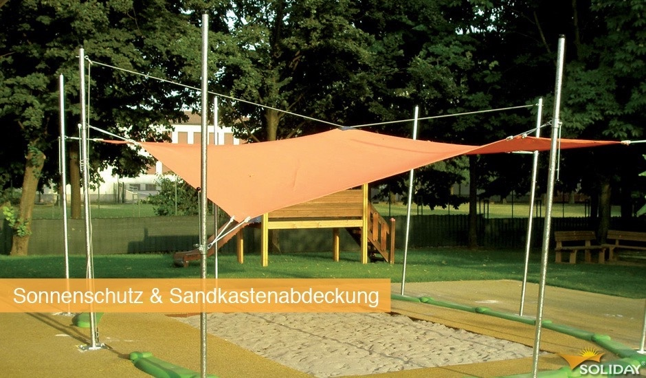 sandy system sandkasten abdeckung sonnensegel kugelmannsonnensegel kugelmann. Black Bedroom Furniture Sets. Home Design Ideas