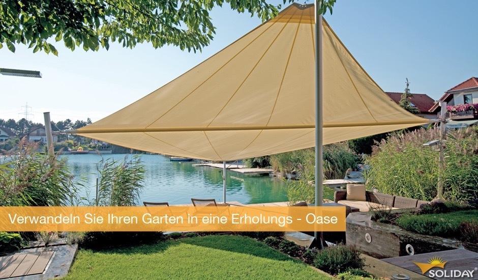 Sonnensegel Terrasse Kosten: Sonnensegel Bühler Textile Lösungen ... Vorteile Sonnensegel Terrasse